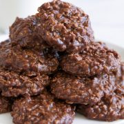 No Bake Cookies