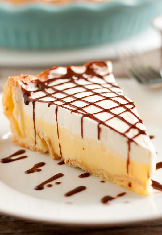 Cream Puff Pie | Cooking Classy