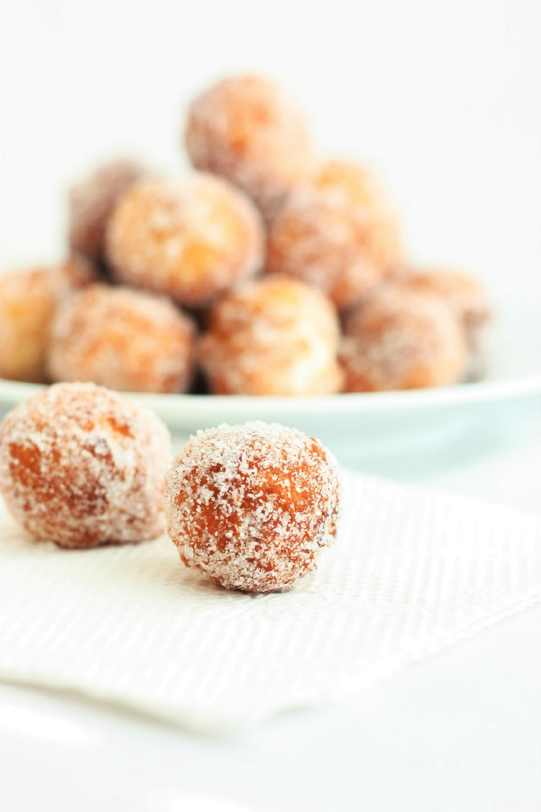How to Make Homemade Donuts in 15