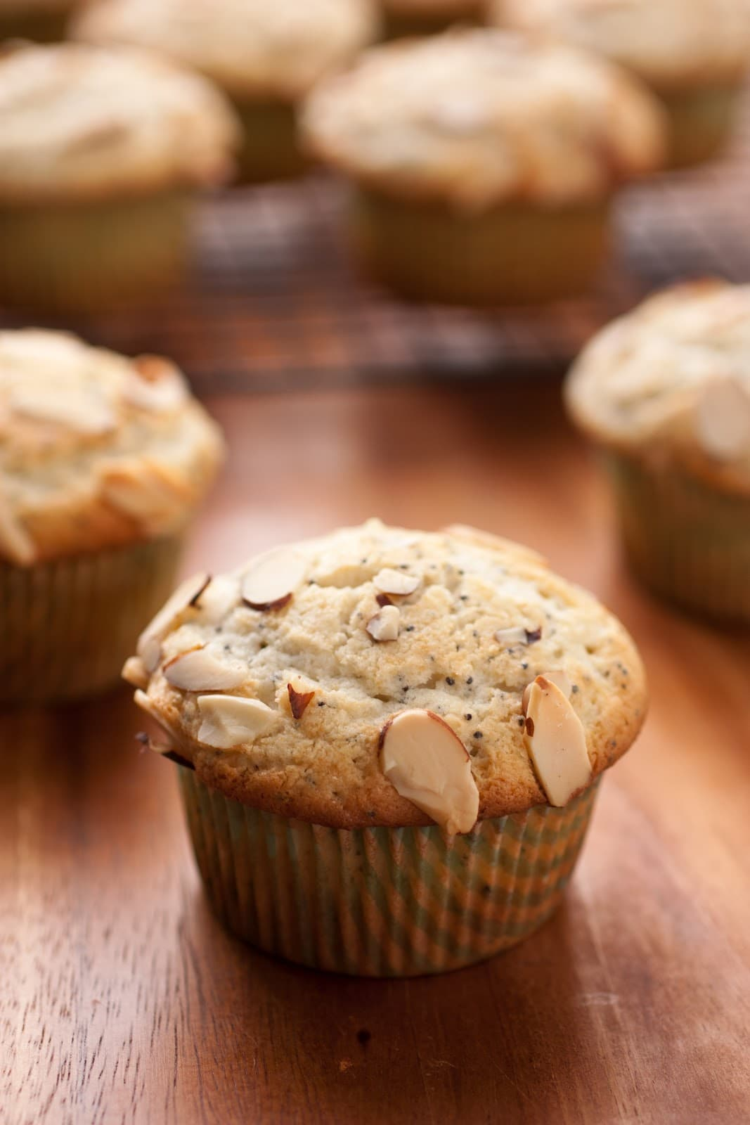 Almond Poppy Seed Muffins Cooking Classy