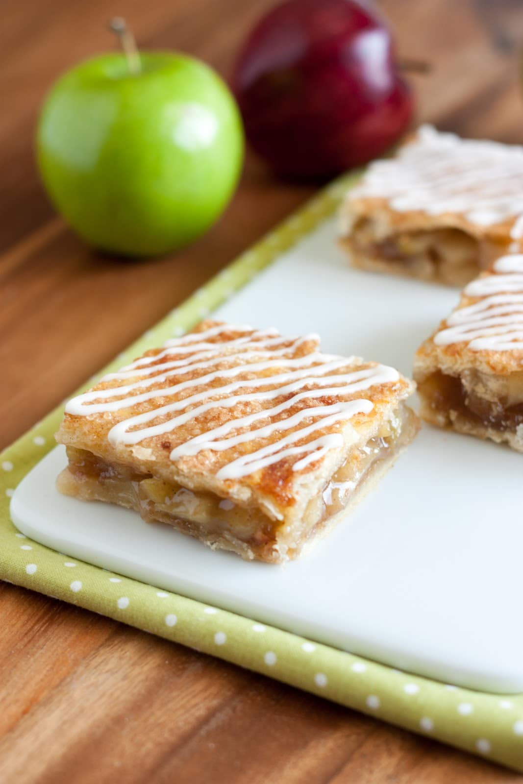 Apple Pie Bars - Cooking Classy