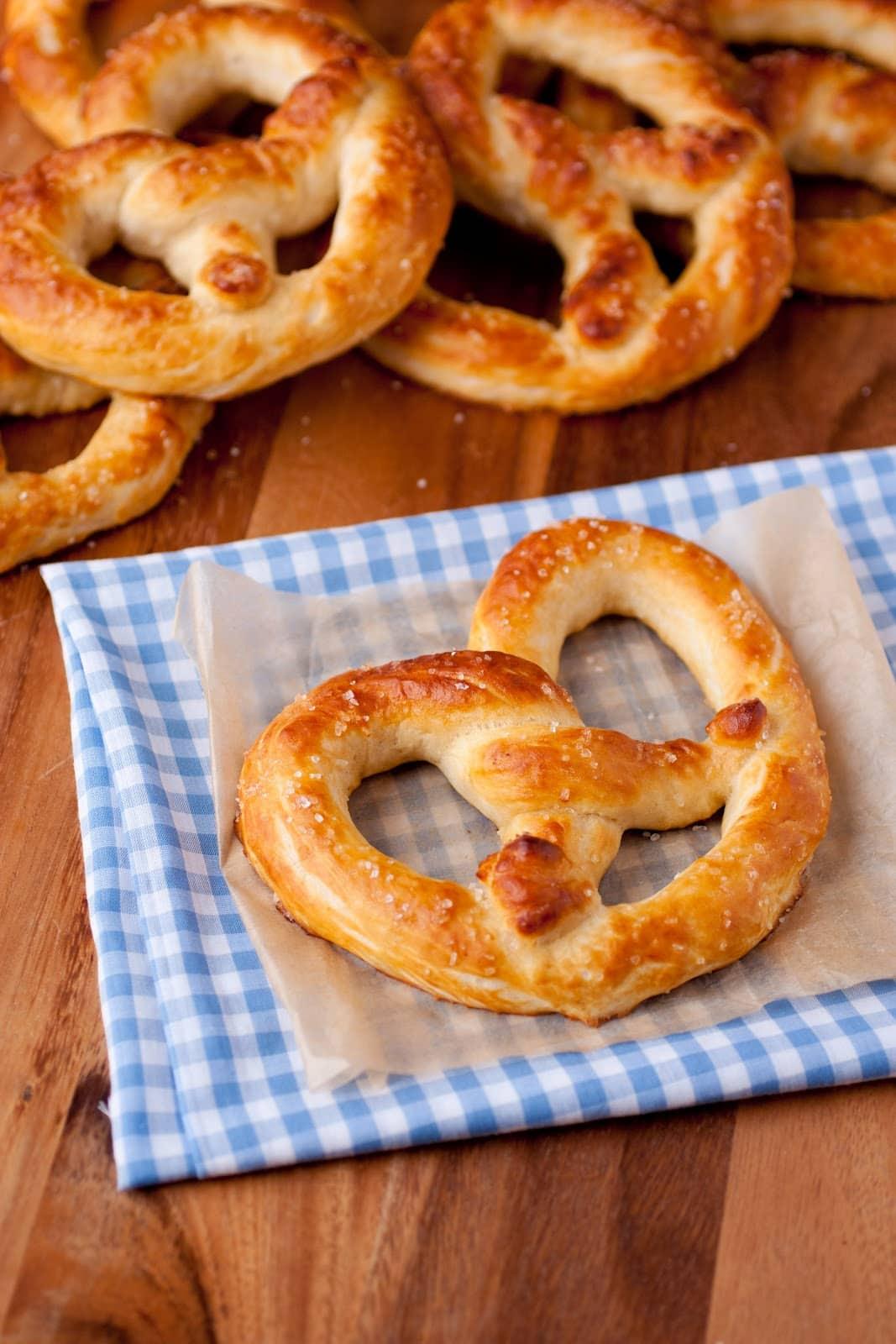 Annie S Culinary Creations Part 2: Auntie Anne's Pretzel's Copycat Recipe
