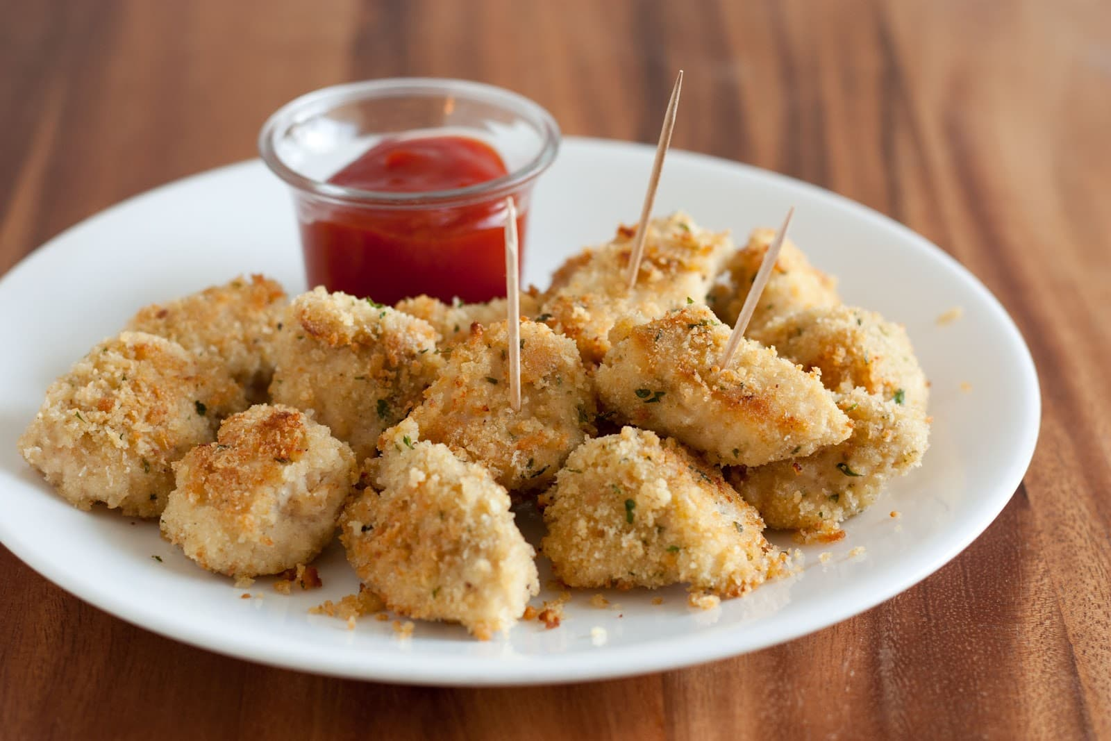 Baked Chicken Nuggets - Cooking Classy