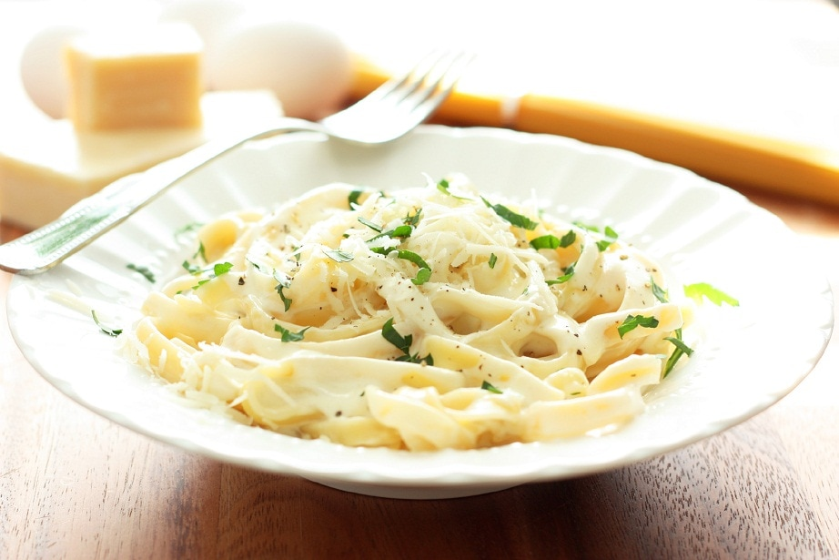 Better Than Olive Garden Fettuccine Alfredo Cooking Classy