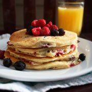 blueberry+raspberry+buttermilk+pancakes