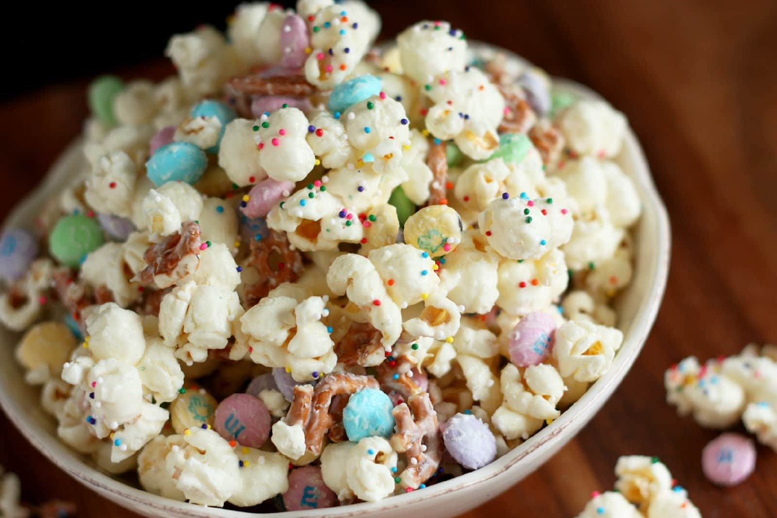 Funfetti popcorn or bunny bait for easter share on pinterest negle Choice Image