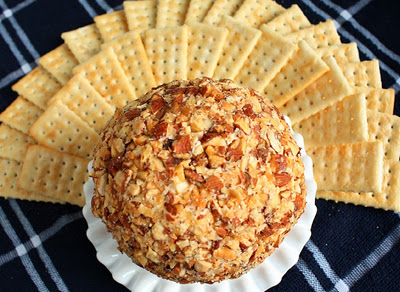 Almond Cheese Ball