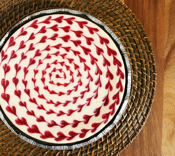 Raspberry Cheesecake Ideas for Valentines Day - Cooking Classy