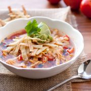 chicken tortilla soup88