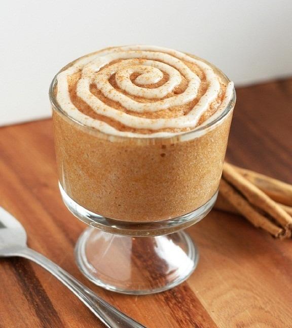 Cake In A Mug Recipe: Cinnamon Roll Mug Cake (made In 3 Minutes!)