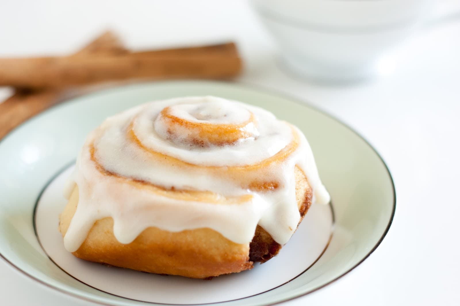 Cinnamon Rolls Recipe — Dishmaps
