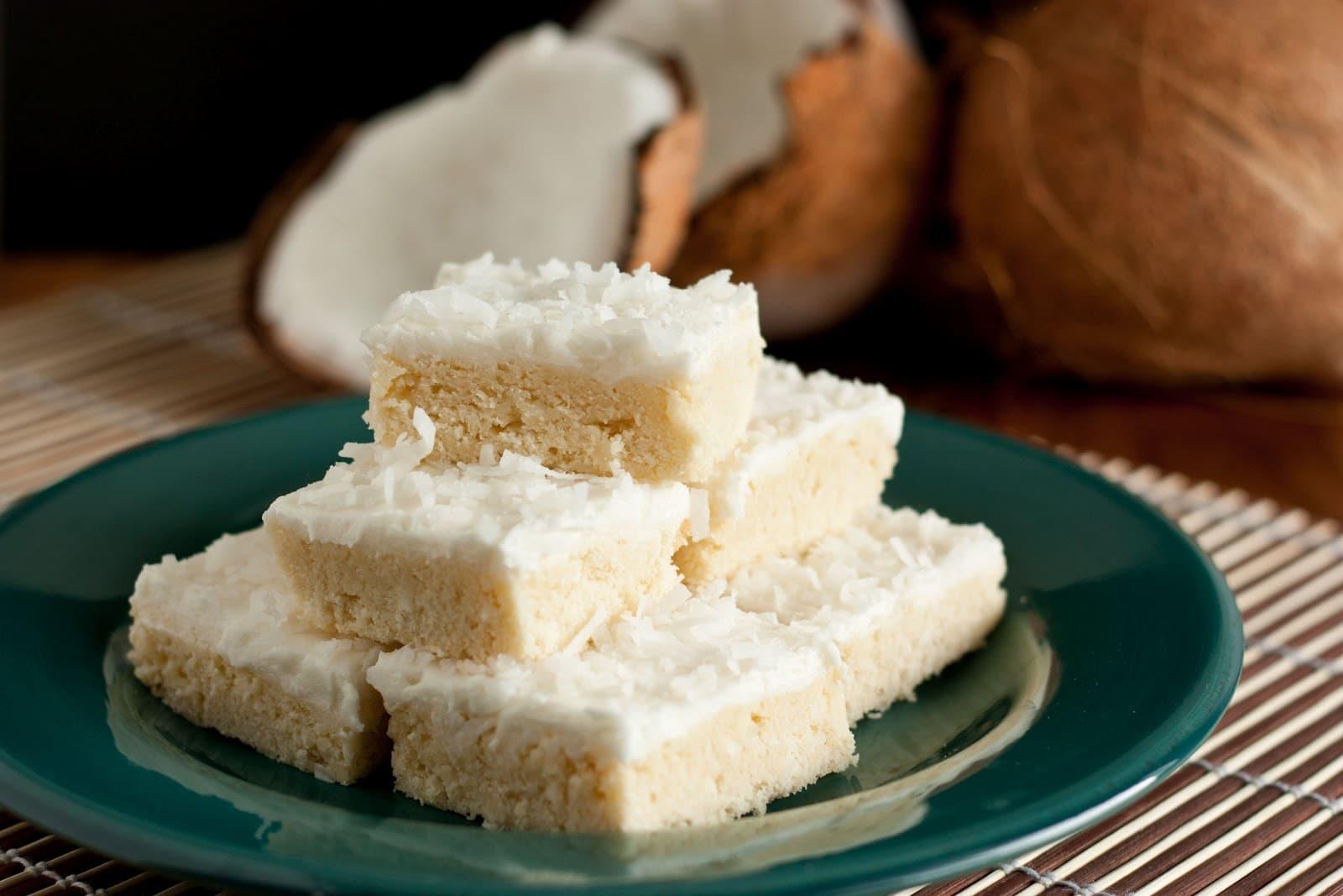 Cake recipes with coconut sugar