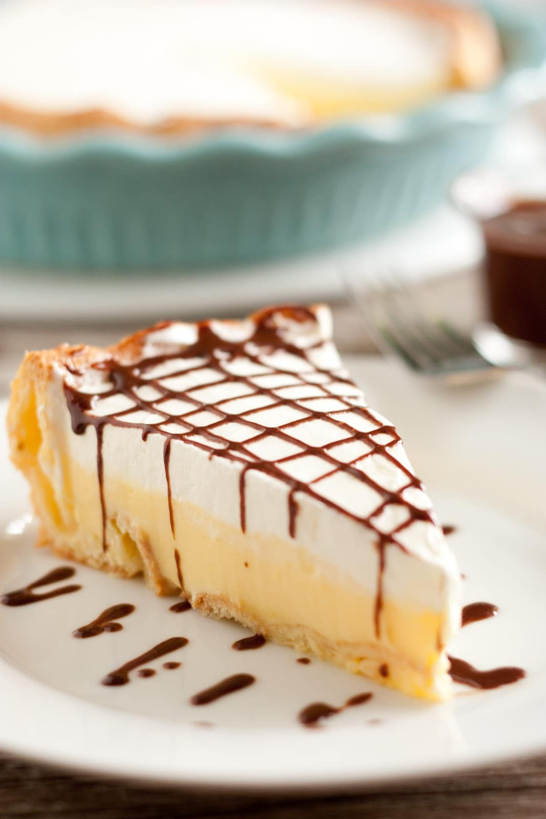 Cream Puff Pie (aka cream puff cake or eclair cake) - Cooking Classy