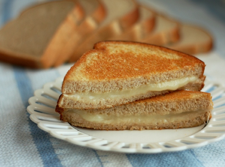 Healthy Grilled Cheese Sandwich - Cooking Classy