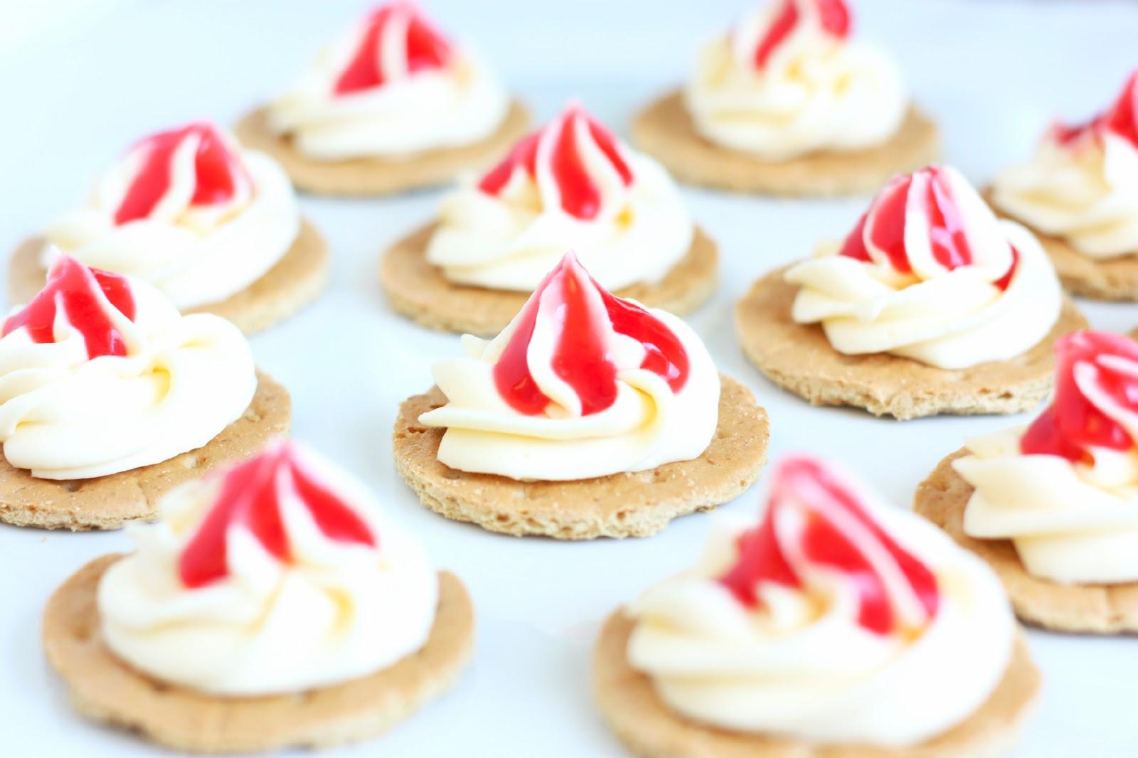 Mini cheesecake — Görsel Yemek Tarifleri Sitesi - Oktay Usta ...