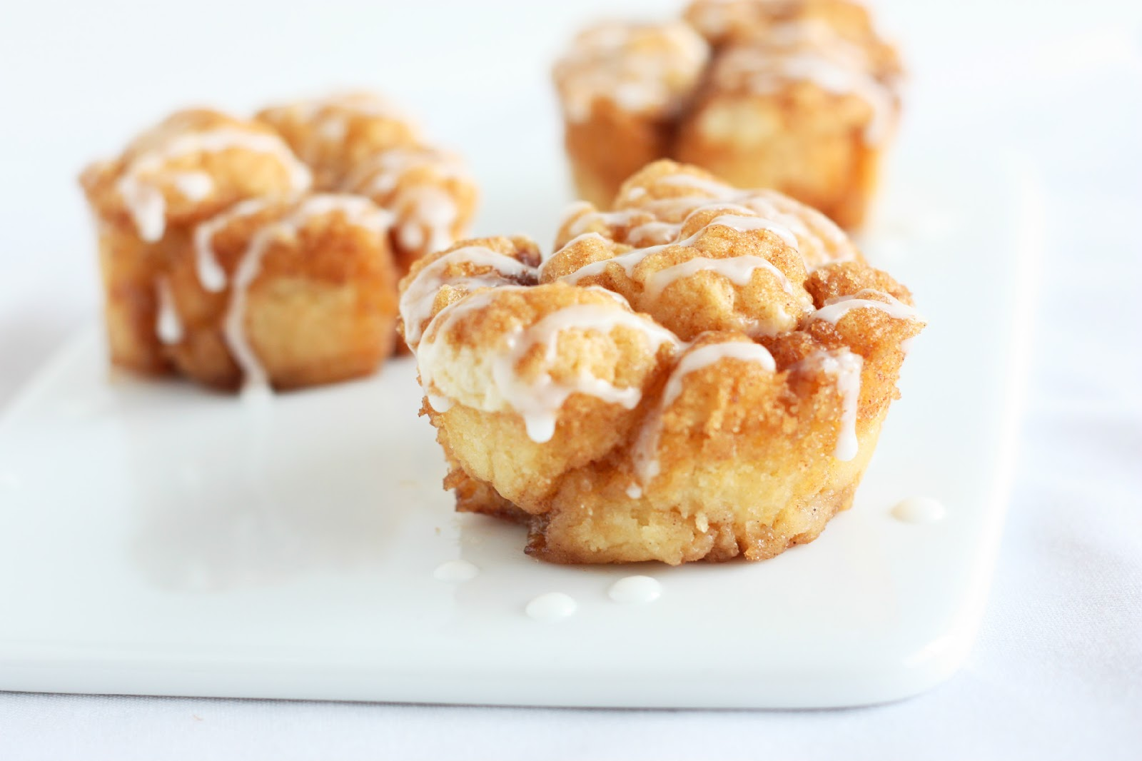 Monkey Bread Muffins... quite possibly the best thing I've ever eaten ...