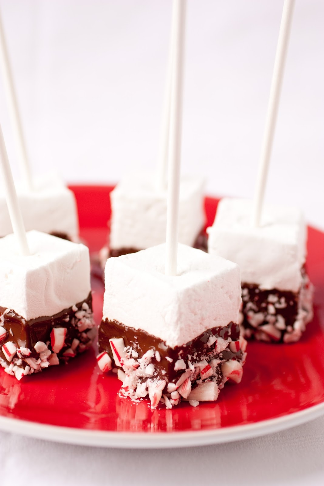 Homemade Peppermint Marshmallows - The Perfect Hot Cocoa ...