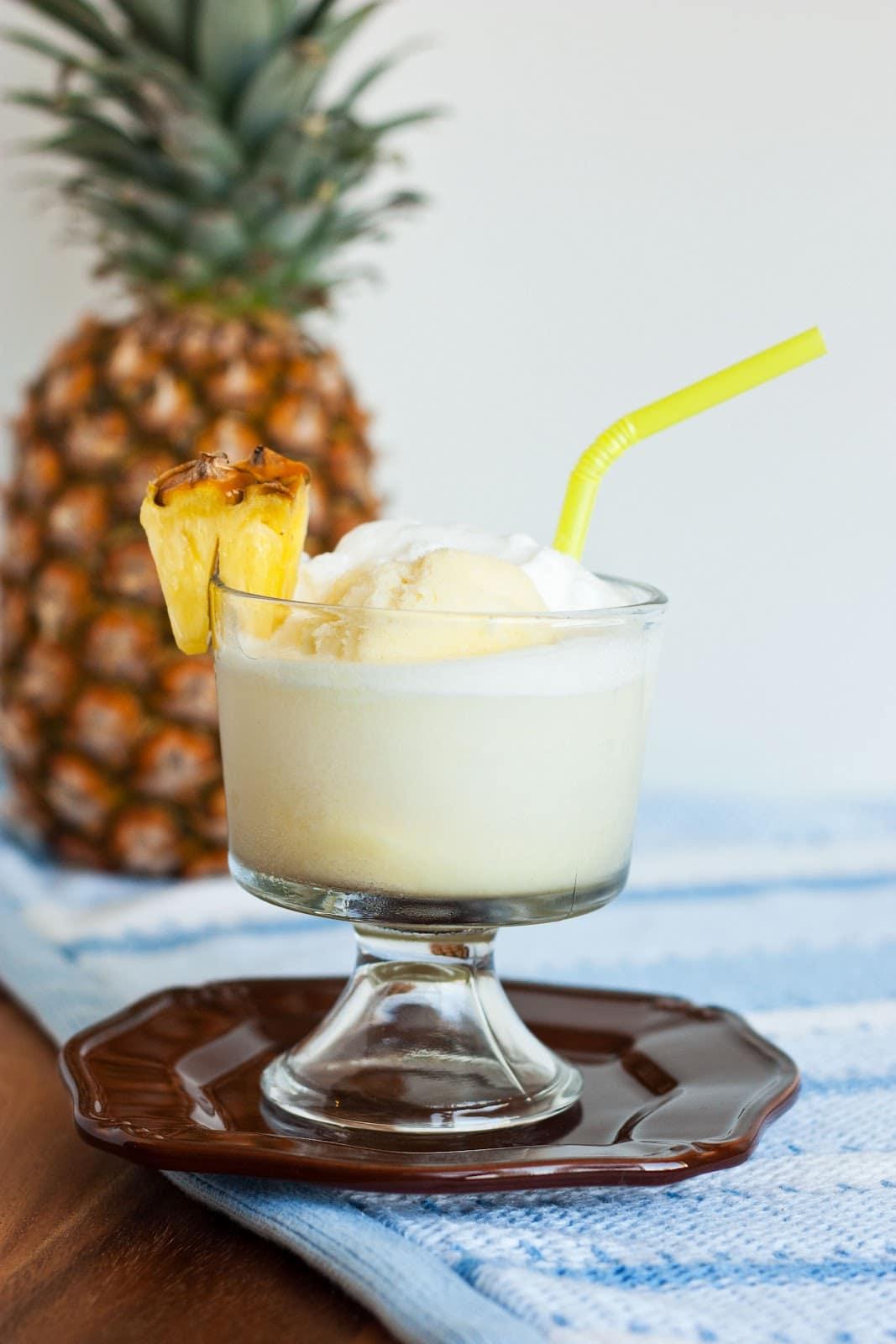 Pina Colada Recipe — Dishmaps