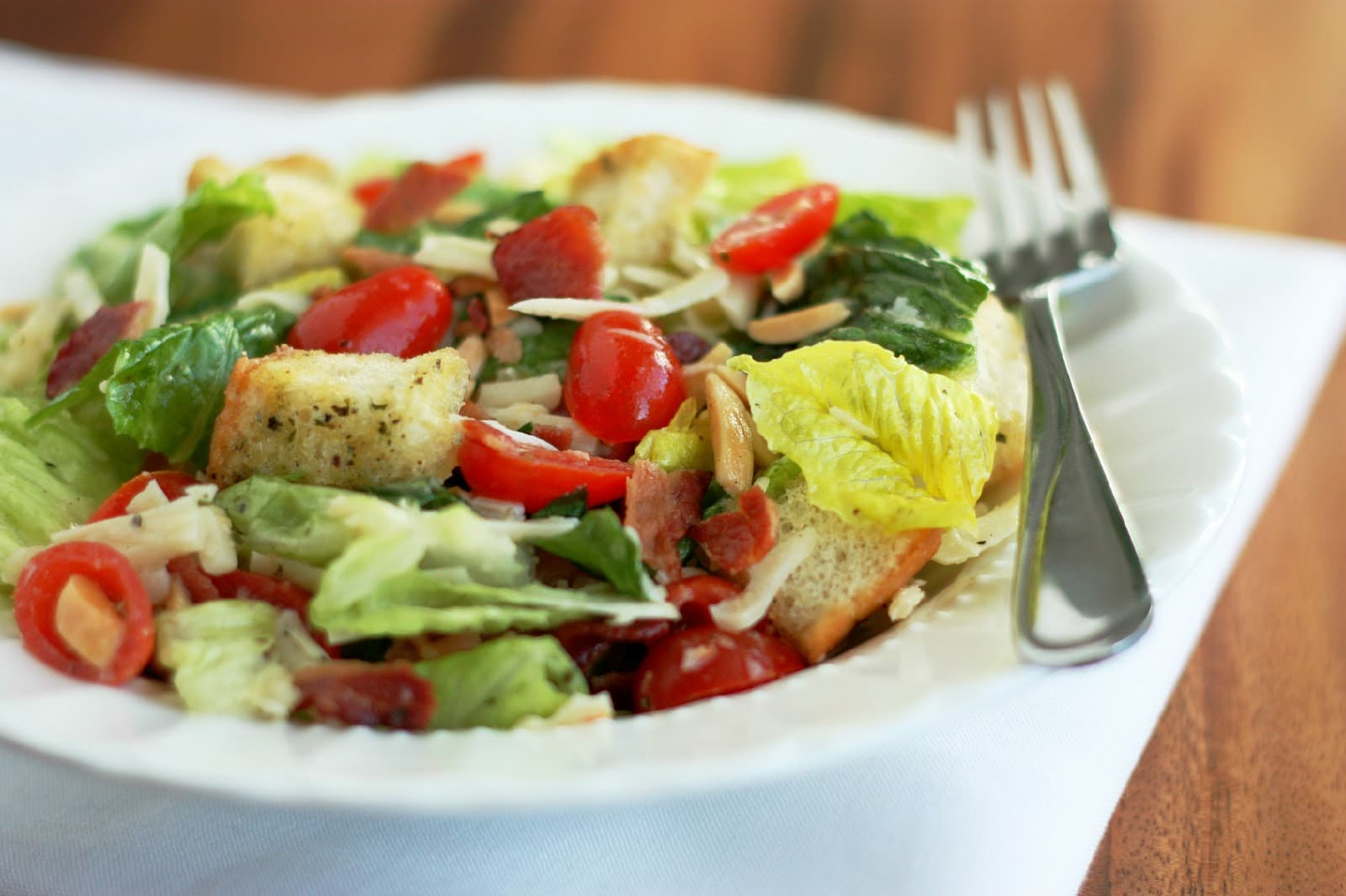 Ritzy Green Salad (a must have recipe) - Cooking Classy