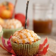 salted+caramel+apple+cupcakes