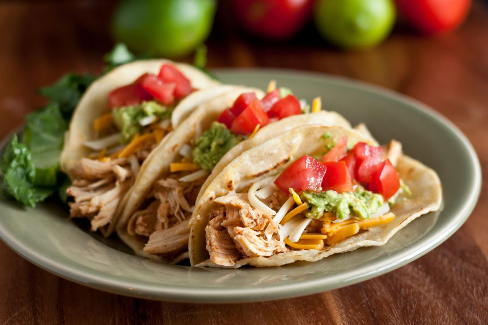 Chicken Tacos Cafe Rio Shredded Chicken Copycat Recipe Cooking Classy