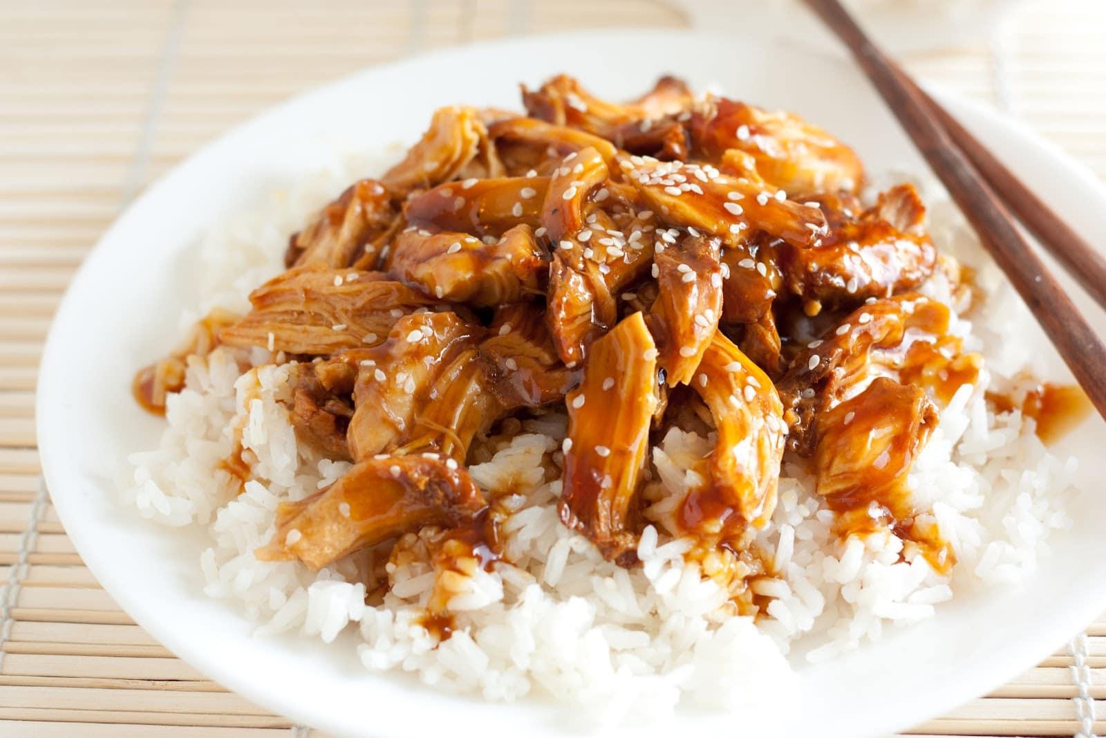Slow Cooker Chicken Teriyaki Cooking Classy