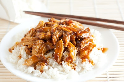 Slow Cooker Chicken Teriyaki