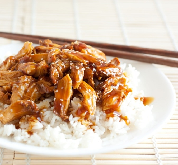 Slow Cooker Chicken Teriyaki - Cooking Classy