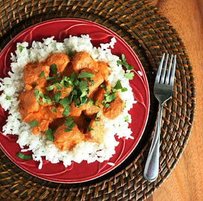 Slow Cooker Chicken Tikka Masala - Cooking Classy