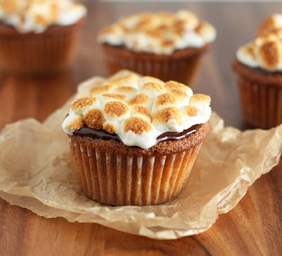 S Mores Cupcakes Cooking Classy