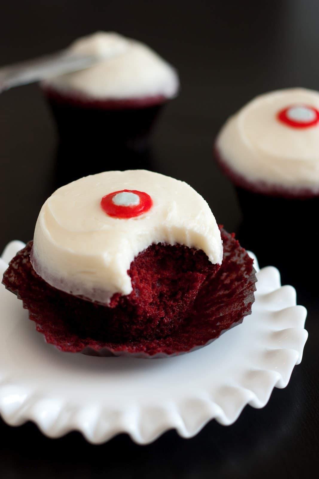 Sprinkles Red Velvet Heart Cupcakes Recipes — Dishmaps