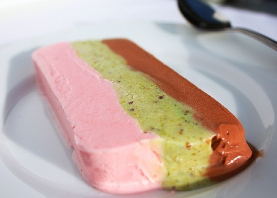 Almond, Chocolate, And Pistachio Spumoni Recipes — Dishmaps