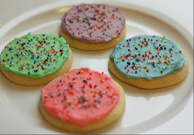 Bakery Style Sugar Cookies (a no chill sugar cookie dough!) - Cooking ...