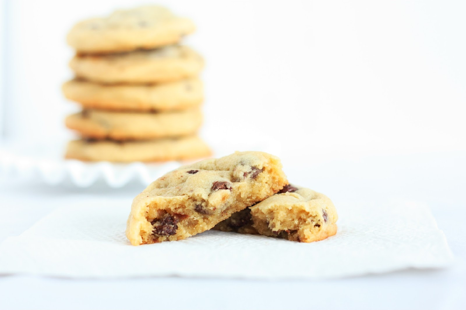 My Favorite Chocolate Chip Cookies (with 5 Secret Ingredients ...