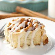 Best Ever Cinnamon Rolls Using Cake Mix