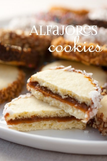 ... dulce de leche macarons alfajores dulce de leche sandwich cookies