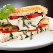 caprese+grilled+cheese