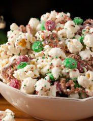 Christmas Crunch Popcorn