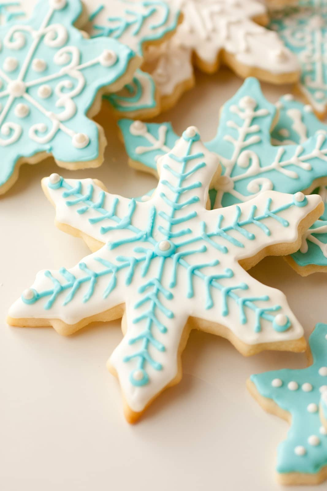 cutout cookie frosting recipes best frosting for christmas cookies ...