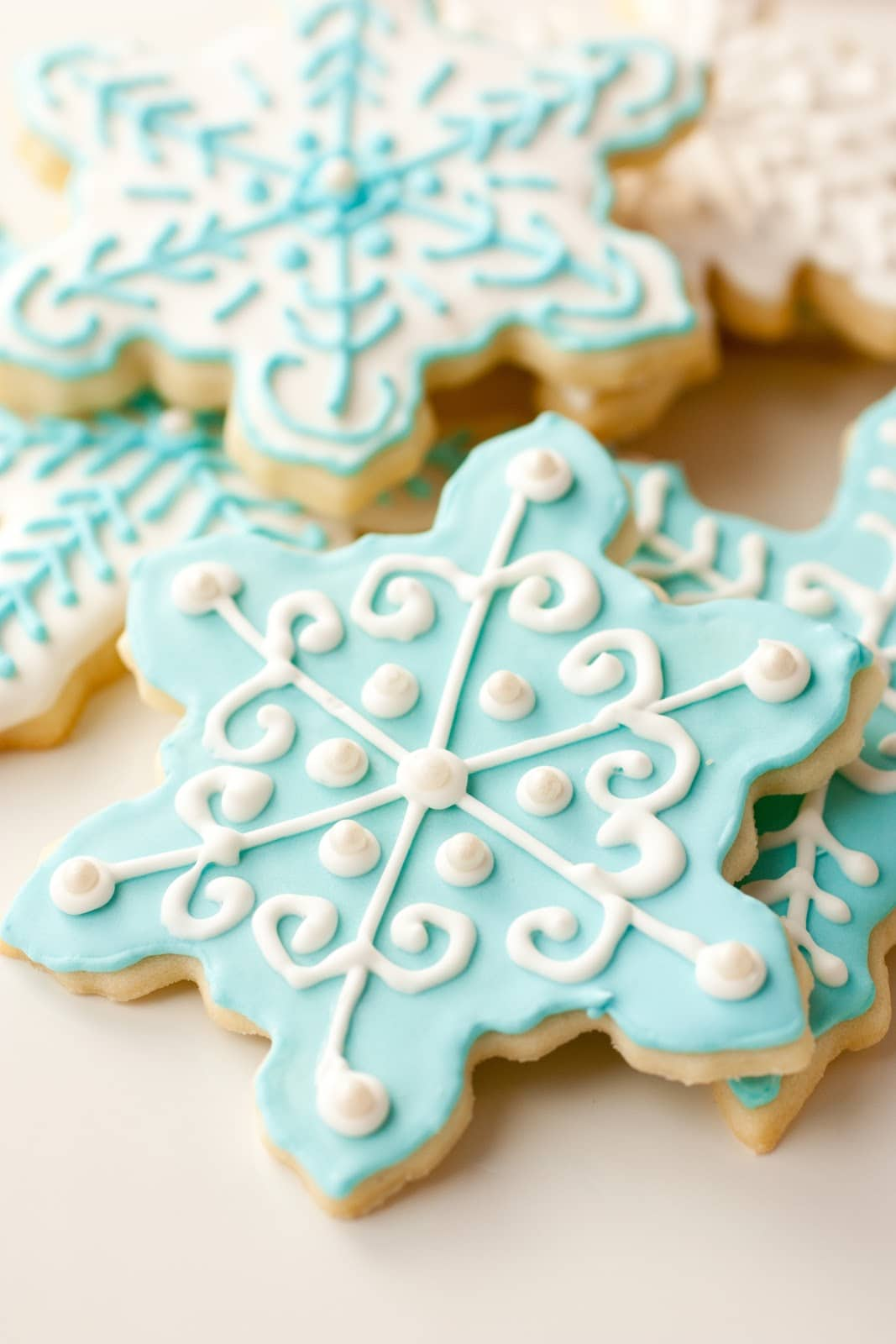Sugar Cookie Recipe With Cake Flour