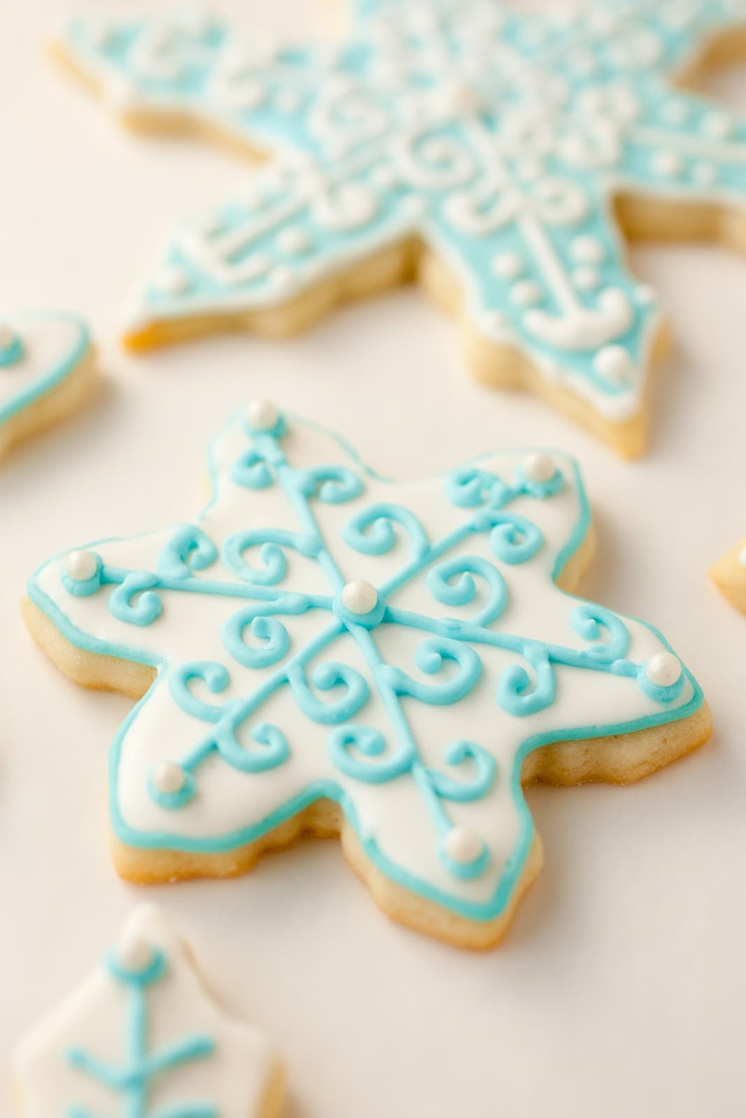 Frosting recipes for cookies sugar sugar