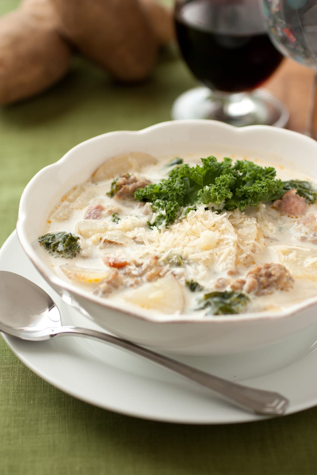 Zuppa Toscana Soup Olive Garden Copycat Recipe by Cooking Classy