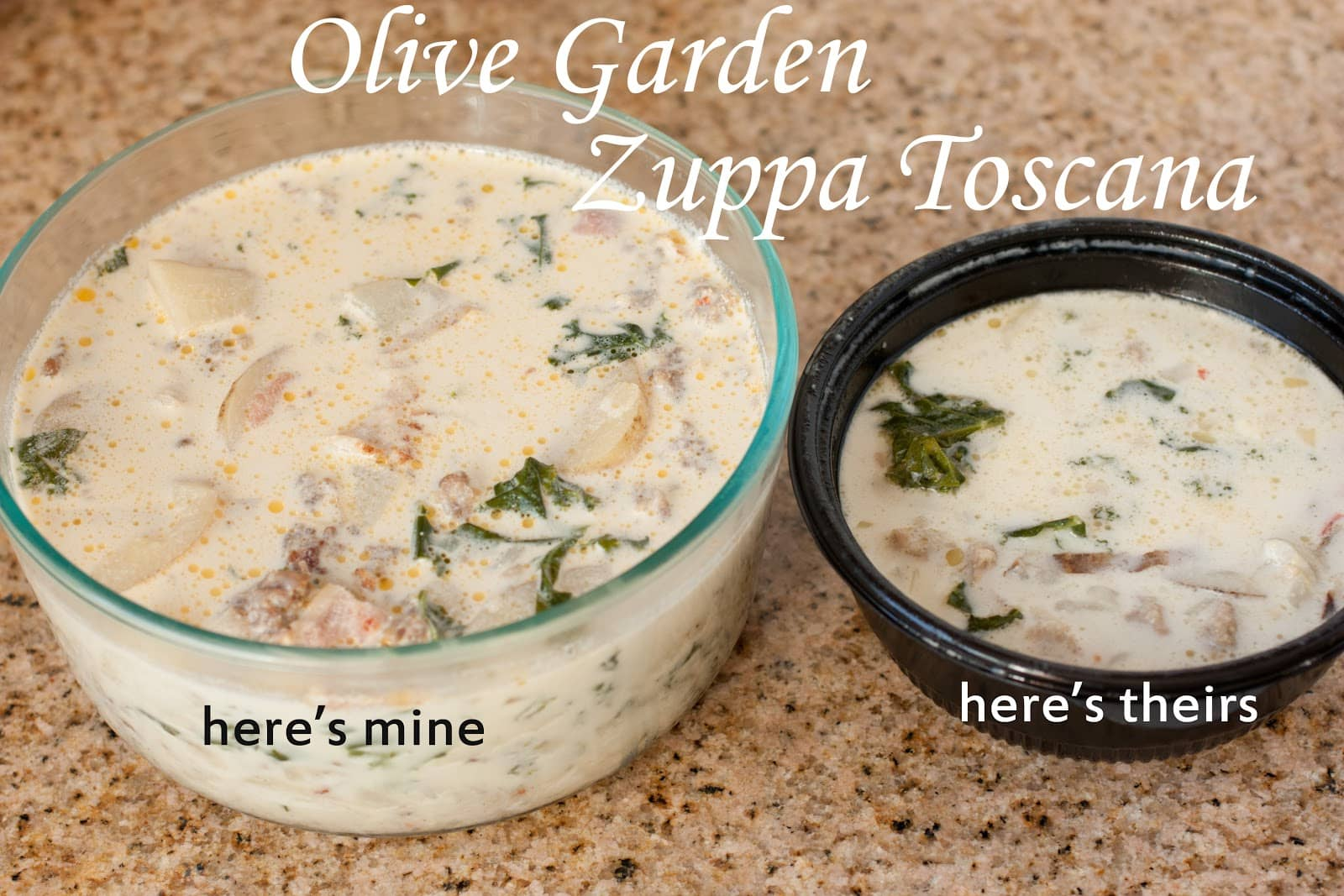 Zuppa Toscana Soup {Olive Garden Copycat Recipe} - Cooking Classy