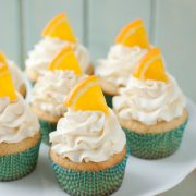 orange creamsicle cupcakes6