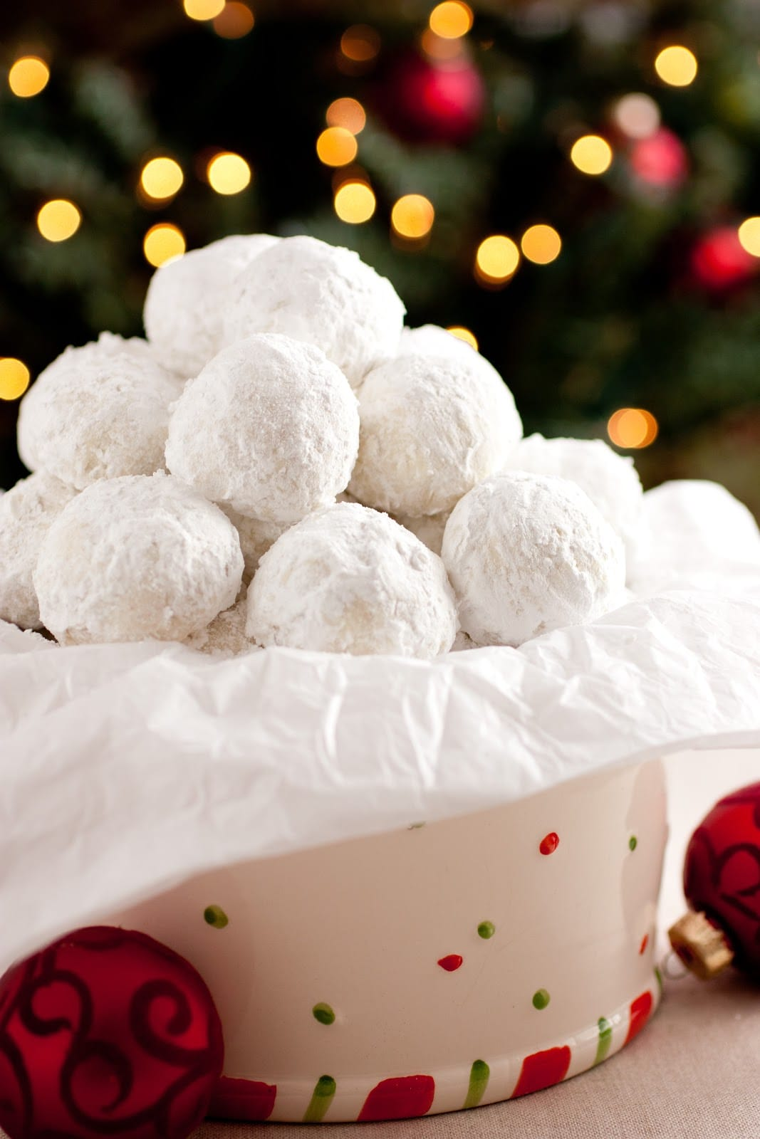 Snowball Cookies Cooking Classy