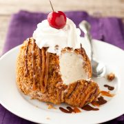 cheaters fried ice cream3