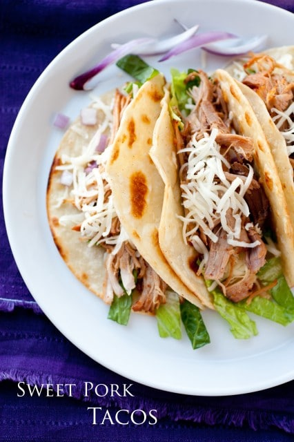 Slow Cooked Sweet Barbacoa Pork Recipe — Dishmaps