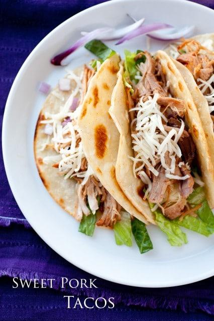 sweet pork tacos2