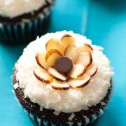 Almond Joy Cupcakes Recipe With Yellow Cake