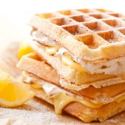 lemon meringue pie stuffed waffles26